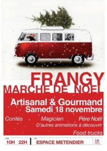 Marché Noel Frangy